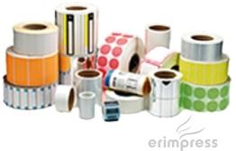 Etiquetas Erimpress