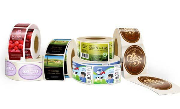 Adesivos para embalagens de alimentos