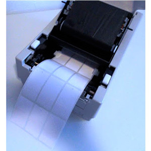 Bobina de etiqueta para impressora térmica