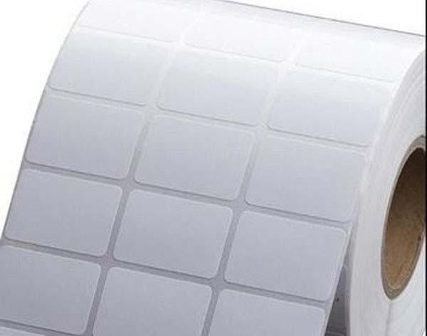 Etiqueta papel couche