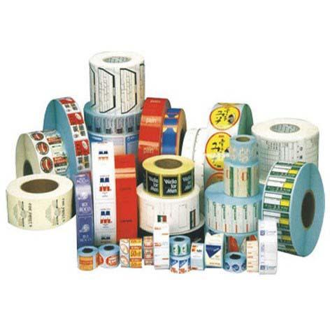 Etiquetas personalizadas adesivas
