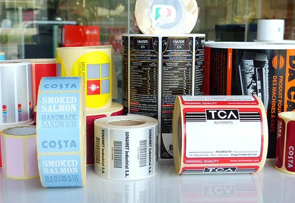 Fabricante de etiquetas personalizadas