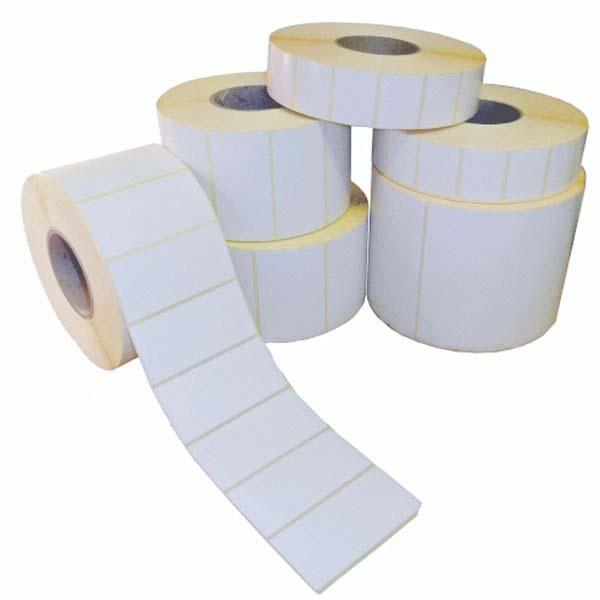 Rolo de etiqueta adesiva