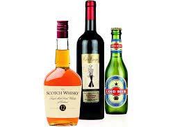 Rótulos adesivos para bebidas