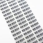 Fábrica de etiquetas para código de barras