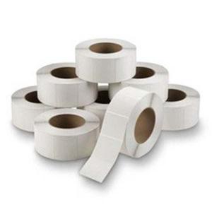 Etiquetas adesivas couche